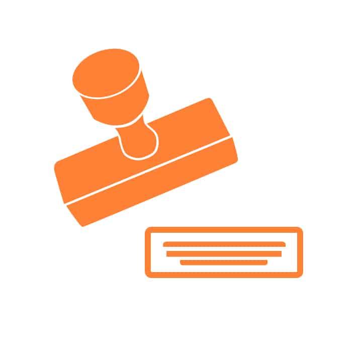 asesoramiento laboral sello de nominas