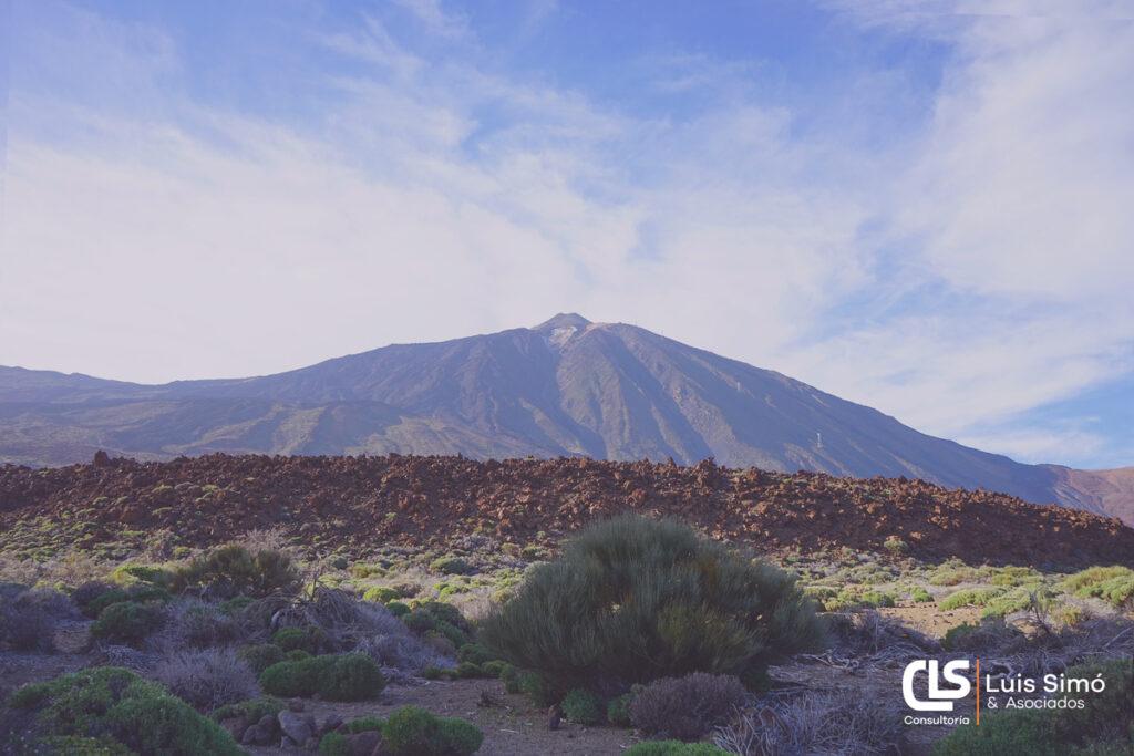 Vistas del Teide, por CLS Consultoría - asesoría fiscal en Tenerife